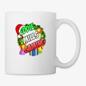 Eddie Mills Christmas - Coffee/Tea Mug
