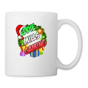 Eddie Mills Christmas - Coffee/Tea Mug
