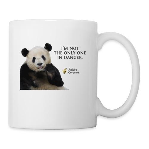 Endangered Pandas - Josiah's Covenant - Coffee/Tea Mug
