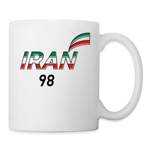 Iran's France 98 20th Anniversary Tee - Coffee/Tea Mug