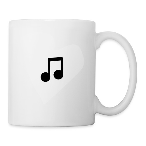 musical feeling WHITE - Coffee/Tea Mug