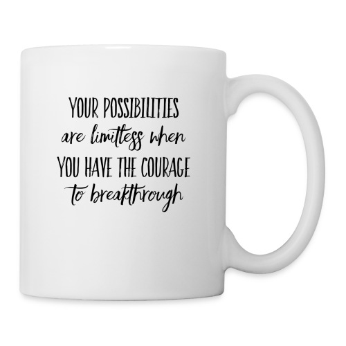 Limitless Possibilities - Coffee/Tea Mug