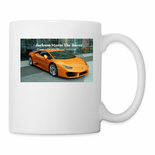 The jackson merch - Coffee/Tea Mug