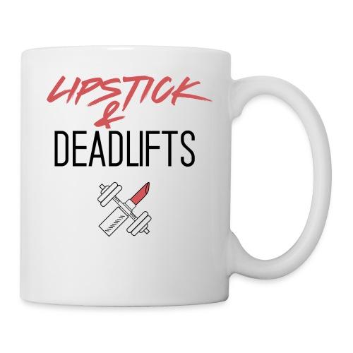 Lipstick & Deadlifts - Coffee/Tea Mug