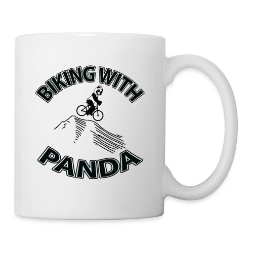 Biking with Panda - Coffee/Tea Mug