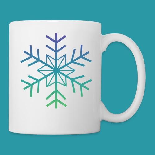 Snowflake 2.0 - Coffee/Tea Mug