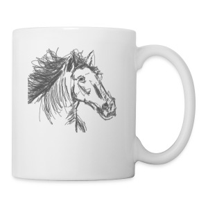 Horse - Coffee/Tea Mug