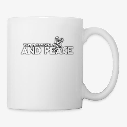 And Peace - Coffee/Tea Mug
