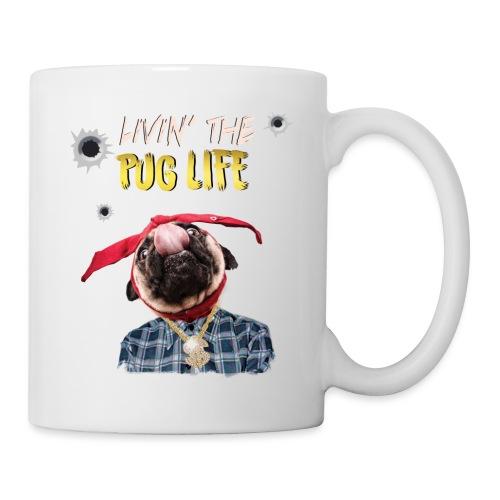 livin' the puglife - Coffee/Tea Mug