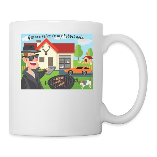 The Servant Automator - Coffee/Tea Mug