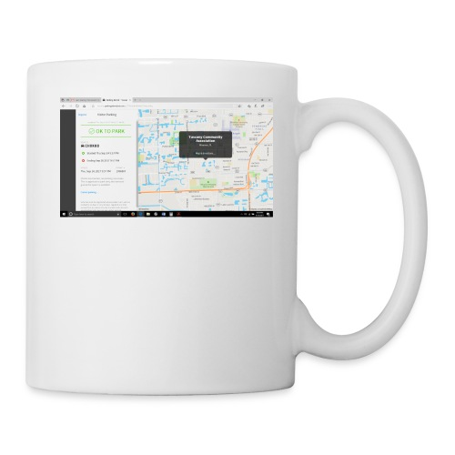 PARKING JO - Coffee/Tea Mug