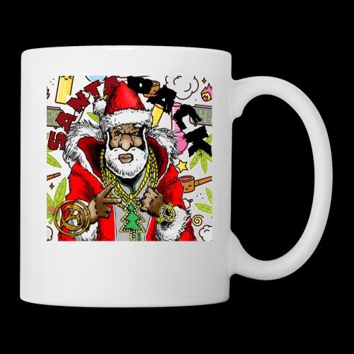 Santa Pack (Christmas Hip-Hop Gear) - Coffee/Tea Mug