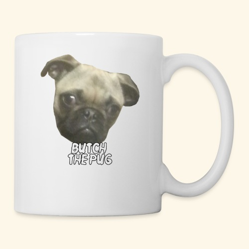 Butch The Pug - Coffee/Tea Mug