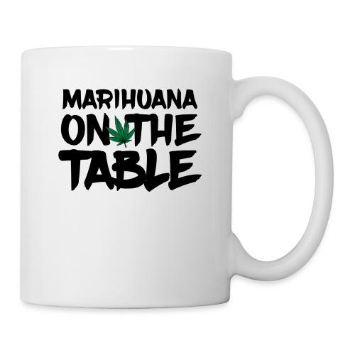 MARIHUANA - Coffee/Tea Mug