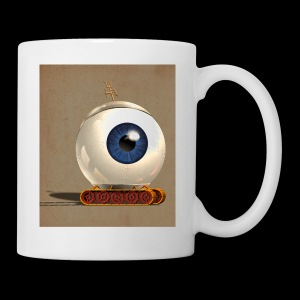 small Big eye robot - Coffee/Tea Mug