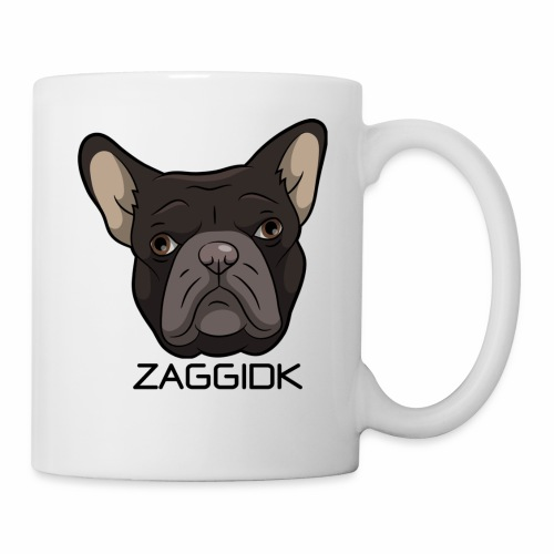 Bastian Face ZaggiDK - Coffee/Tea Mug