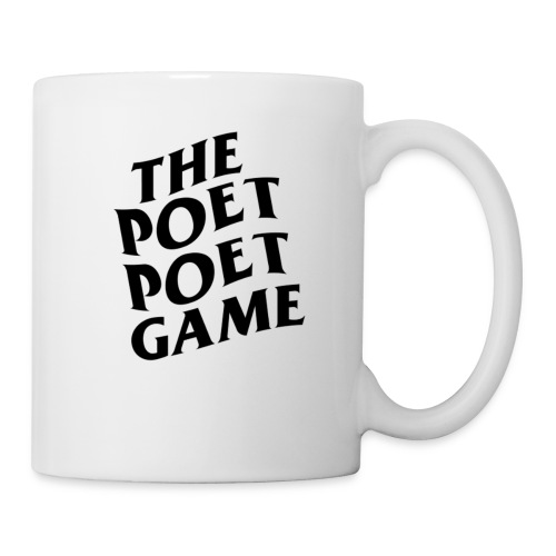 The Poet Game *ASSC* Edition Merch - Coffee/Tea Mug
