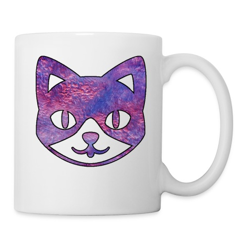 Pink Furry Kitty - Coffee/Tea Mug