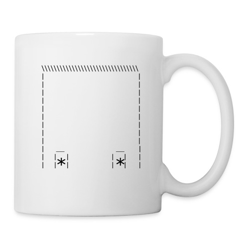 Poking Up - Coffee/Tea Mug