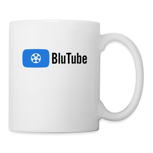 Blutube Logo - Coffee/Tea Mug