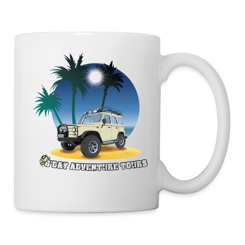 G'day Adventure Tours - Coffee/Tea Mug