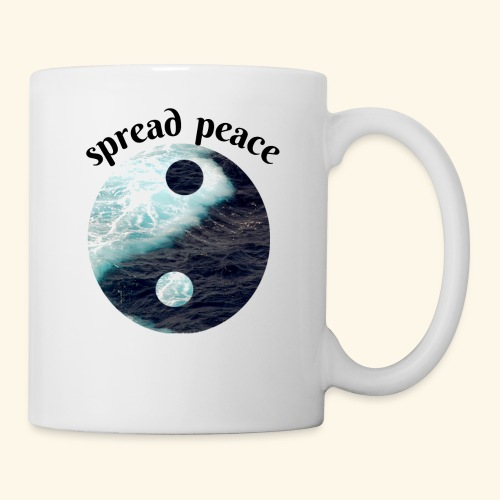 spread peace - Coffee/Tea Mug