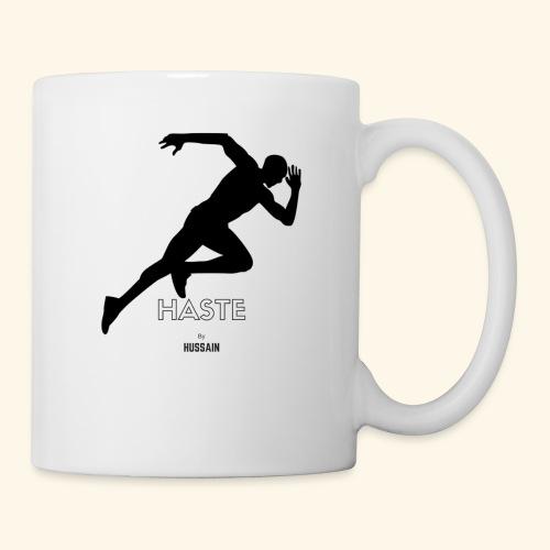 hastebyhussain - Coffee/Tea Mug