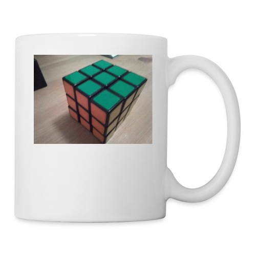 My Puzzle Cube - Coffee/Tea Mug
