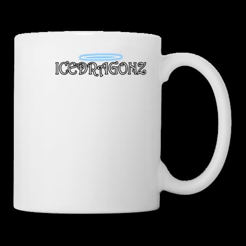 Icedragonz name shirt - Coffee/Tea Mug