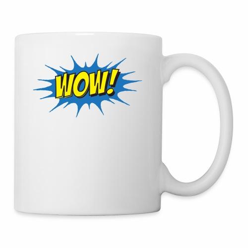 WOW! - Coffee/Tea Mug