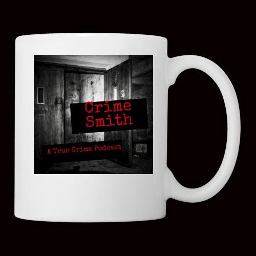 Crime Smith: A True Crime Podcast - Coffee/Tea Mug