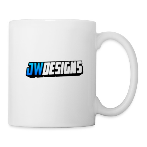 JW Designs Logo - Coffee/Tea Mug