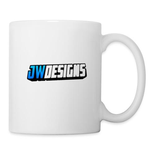 JW Designs Logo - Coffee/Tea Mug
