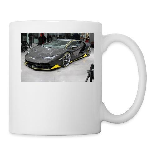 Lamborghini Centenario front three quarter e146585 - Coffee/Tea Mug