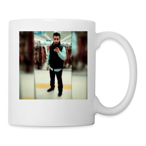 Ahmad Roza - Coffee/Tea Mug