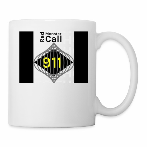 Premium merch from radmonster Call 911 - Coffee/Tea Mug