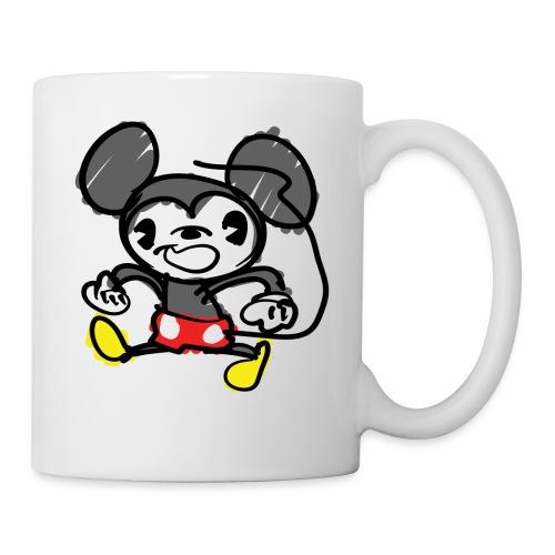 Morky Mouse - Coffee/Tea Mug