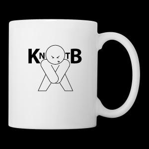 KickNtheBalls Logo - Coffee/Tea Mug