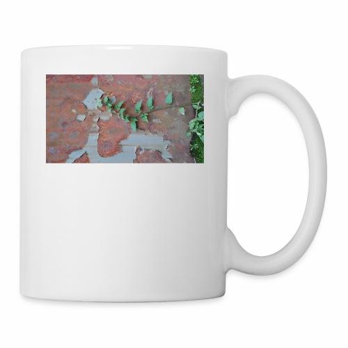 Growth despite destruction - Coffee/Tea Mug