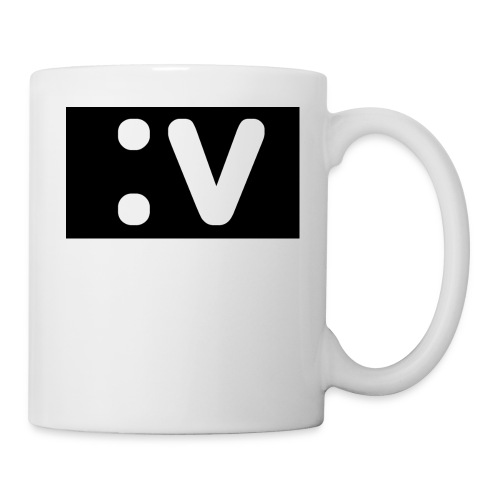 LBV side face Merch - Coffee/Tea Mug