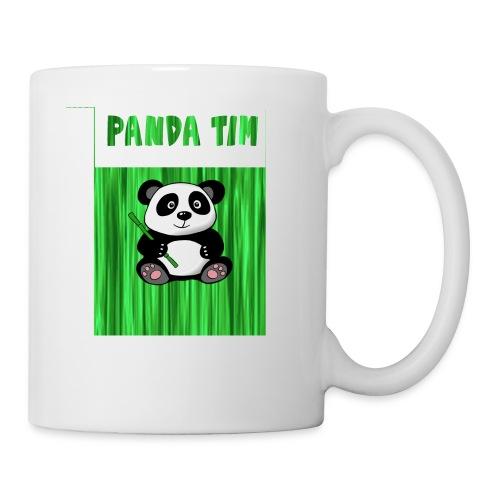 Panda Tim - Coffee/Tea Mug