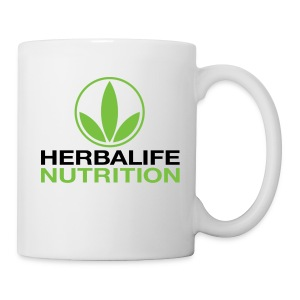Herbalife Nutrition White Apparel - Coffee/Tea Mug
