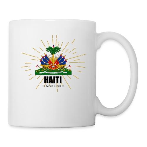 Haiti Emblem - Coffee/Tea Mug