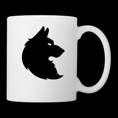 wolf trace - Coffee/Tea Mug