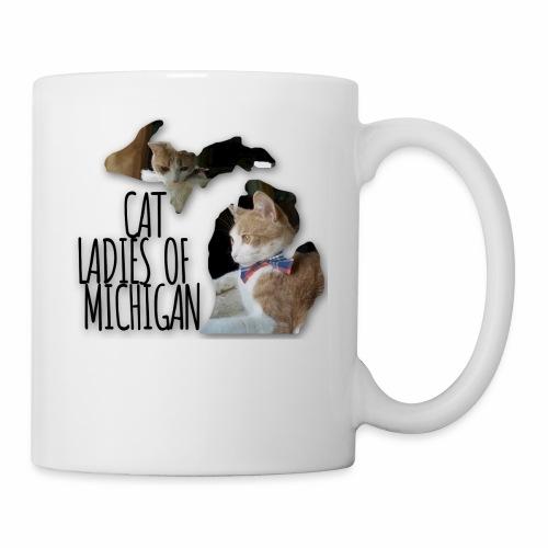 Cat Ladies of Michigan - Coffee/Tea Mug