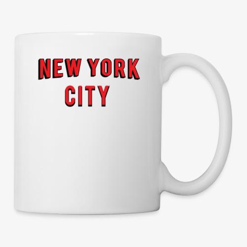 NEW YORK CITY Netflix T-shirt - Coffee/Tea Mug