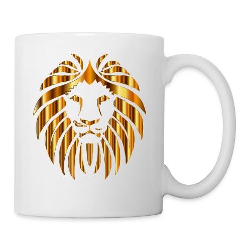Gold Lion Design - Coffee/Tea Mug