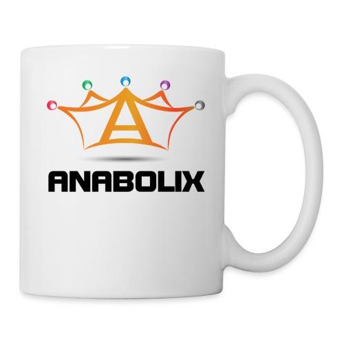 anabolix logo color - Coffee/Tea Mug