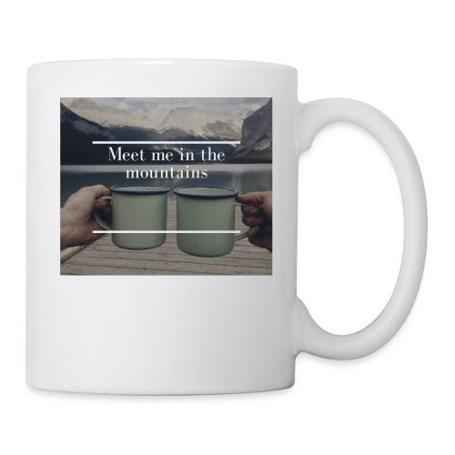 Meet me in the Mountains - Coffee/Tea Mug