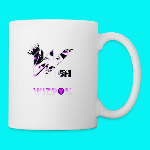 Wizdom 2.0 Logo - Coffee/Tea Mug